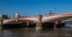 Blackfriars-bridge_DSC0287 (Mel Gray) Tags: london england unitedkingdom blackfriarsbridge