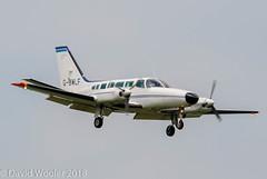 G-BWLF, Cessna 404, Leeds/Bradford May 2018 (Flying Fotos GB) Tags: leedsbradfordairport leedsbradford gbwlf cessna404 cessnatitan cessna