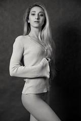 ALICE (Luigi_1964_2) Tags: alice ritratto aliceviganò girl blonde glamour boudoir