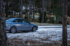 De viaje (SantiMB.Photos) Tags: 2blog 2tumblr 2ig palomera saldes coche car mazda bosque forest berguedà otoño autumn geo:lat=4220780220 geo:lon=174563540 geotagged cataluna españa esp