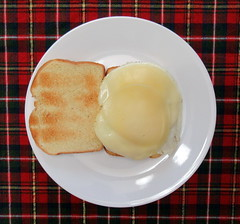 Egg Sandwich (genesee_metcalfs) Tags: breakfast food eggs cheese toast