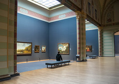 The Arts (smeerjewegproducties) Tags: rijksmuseum amsterdam rembrandts empty historic art collection famous holland meesters paintings