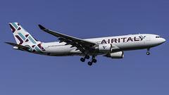 EI-GFX_JFK_Landing_22L (MAB757200) Tags: airitaly a330203 eigfx aircraft airplane airlines airbus jetliner jfk kjfk landing runway22l