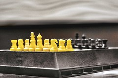 Board Game (Arvind Nandan) Tags: chess board boardgames positions games strategy teams coordination confrontation war armies workplan