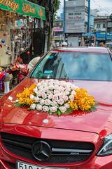 _V1A9408.jpg (DAVEBARTLETT2) Tags: vietnam saigon flowers blooms wedding car bouquet