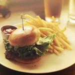 Waygu beef burger thumbnail