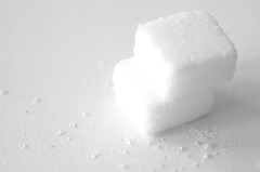 ...Sugar cubes... (cegefoto (Coming back slowly)) Tags: lookingcloseonfriday minimalism minimalisme macro sugarcubes suikerklontjes suiker tamron90mm highkey