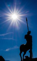 Centaur by Igor Mitoraj (Angelo Petrozza) Tags: pompei centauro statua sole sun pompeii metropolitancityofnaples italy igor mitoraj centaur angelopetrozza hd35mmmacrolimited