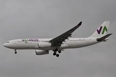 EC-MNY (LIAM J McMANUS - Manchester Airport Photostream) Tags: ecmny wamosair wamos eb plm airbus a330 a332 332 airbusa330 airbusa330200 egcc man manchester