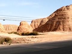 Pirámides naturales de Yadan. Desierto de Taklamakán. Cuenca del Tarim. China (escandio) Tags: yadan taklamakan cuencatarim china2018 china 2018 3 cuencadeltarim xinqian