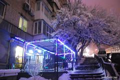 Засніжений зимовий Київ 367 InterNetri.Net Ukraine
