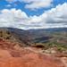 Waimea Canyon State Park view point Hawaii