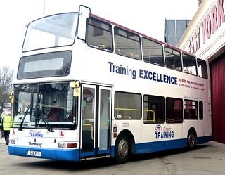 546 EYB 'East Yorkshire Motor Services' No. ????  'Harmony'. Volvo B7TL / Plaxton President on Dennis Basford's railsroadsrunways.blogspot.co.uk'