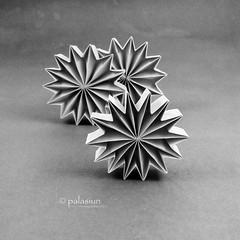 leporello star (polelena24) Tags: paper 3d star christmas snowflake