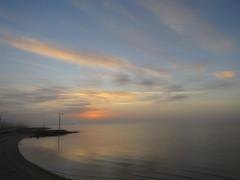 122318am fog (sunlight_hunt) Tags: sunlight sunrisesunset sunriseoverwater matagordabay texasgulfcoast texas texassunrisesunset texassky palacios