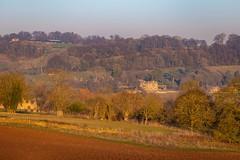 Cotswolds Scene (Geraldine Curtis) Tags: cotswolds rural scene kite bird birdofprey gloucestershire upperslaughter