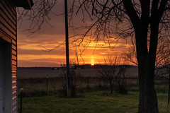 Christmas Day 2018 Sunset (martinpatrickphoto) Tags: christmas sunset sony a7ii zeiss2470 ohio winter sun