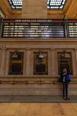 Grand Central Station (locking_out) Tags: people trainstation architecture newyork manhattan grandcentralstation travel