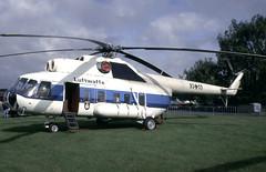 Mi-8S Luftwaffe (Rob Schleiffert) Tags: luftwaffe germanairforce hopsten mi8 hip fbs 9355