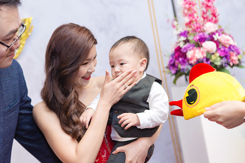 [婚攝] 志翔 & 意文 福華大飯店福華廳 | 歸寧午宴 | 婚禮紀錄