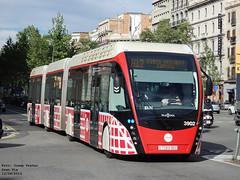 TMB 3902 (pretsend (jpretel)) Tags: tmb barcelona bus biarticulado vanhool exquicity h12