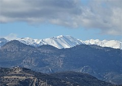 Amazing! (Ia Löfquist) Tags: crete kreta hike hiking vandra vandring walk walking wanderen winter vinter snow snö mountain berg
