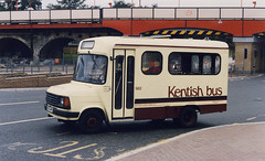 KentishBus-982-D335WPE-Lewisham-021094b (Michael Wadman) Tags: d335wpe lewisham aldervalleysouth fordtransit kentishbus