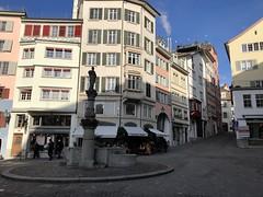 (ericalixd) Tags: switzerland zurich zrh town oldtown buildings sun shadow lights