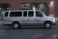 Aloha (So Cal Metro) Tags: ford van eseries e350 econoline aloha lasvegas vegas shuttle airport airportshuttle mccarran las