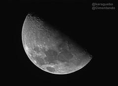 Luna 2019-03-14 - 22:09 T.U. (karaguebo) Tags: astrophotography moon luna astrophoto astro astronomy bresser zwo asi178mm astrofotografía astronomía skywatcher