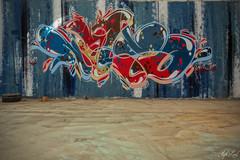 Graff by Nelson's ! (Steph Land) Tags: nelson nelsons graff graffs graffiti spray sprayart artiste art artderue street streetart zeiss zeisslens carlzeisslenses carlzeiss peinture peintre caps aerosol