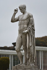 Male Statue (Bri_J) Tags: chatsworthhousegardens bakewell derbyshire uk chatsworthhouse gardens chatsworth statelyhome nikon d7500 male statue