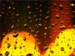 Raindrops on the Windowpane (Ostseetroll) Tags: regentropfen fensterscheibe makroaufnahme macroshot raindrops windowpane olympusm10markii