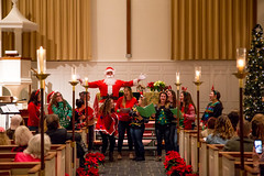 Happy Holidays-1020 (Sweet Briar Photos) Tags: holidaypops concert music chapel memorialchapel happyholidays sing singing choir