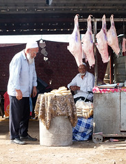 Kashgar (LeelooDallas) Tags: asia china xinjiang uyghur kashgar landscape rock dana iwachow dragoman silk road overland trip august 2018 animal market sheep goat