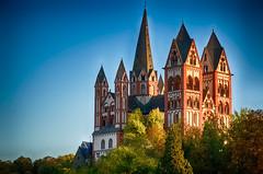 Der Limburger Dom (Frank Lammel) Tags: herbst limburg hessen dom cathedral limburgerdom architecture building church kirche architektur deutschland