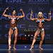 Womens Physique Masters 2nd Bergeron 1st Carson