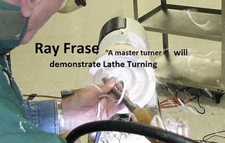 Lathe Turning, Ray Frase 2018