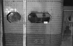 since redeveloped (ThroopD) Tags: napa riverfrontproperty earlymorningview scannedfilm filmchemistry chemistryartifacts selfshadow