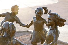Artwork at Fountain Hills, Arizona Library & Museum IV (eoscatchlight) Tags: artwork statue fountainhills arizona