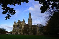 Salisbury Cathedral, Wiltshire, UK (Andrey Sulitskiy) Tags: salisbury wiltshire england uk