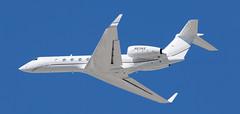 G550 | N63HS | LAX | 20181016 (Wally.H) Tags: gulfstream g550 n63hs lax klax losangeles airport