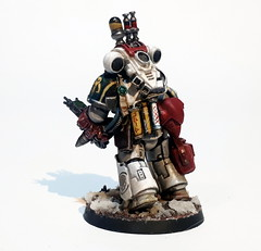 Iron Tusks Apothecary (ssspectre) Tags: irontusks spacemarines apothecary cutman medic truescale artscale warhammer40k