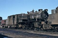 Vulcan Foundry nomad (Bingley Hall) Tags: rail railway railroad locomotive engine transport train transportation trainspotting pakistan asia 282 mikado steam mirpurkhas metregauge oilburner yd vulcanfoundry