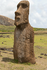 IMG_9005 (jaglazier) Tags: 121418 12thcentury15thcentury 12thcenturyad15thcenturyad 2018 adults ahu ancestors animist chiefs chile crafts december easterisland grass men monumental plants platforms polynesian ranoraraku rapanui stoneworking tongariki villages volcanos archaeology architecture art buildings cliffs clouds copyright2018jamesaglazier landscapes moai mountains parks reconstructed religion rituals ruins sculpture stonebuildings temples tuff unescoworldheritagesites valparaisoregion
