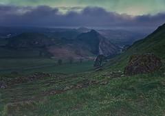 Chrome Hill, Peak District (seantindale) Tags: chromehill peakdistrict staffordshire uk olympus omdem1markii omd fog mist winter landscape