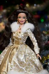 Barbie Happy Holidays 1997 doll (alenamorimo) Tags: barbie barbiedoll doll christmas holidays barbiecollector superstar