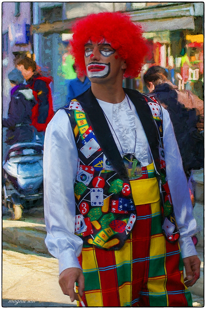 The World S Best Photos Of Clown And Karneval Flickr Hive Mind