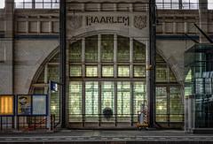Filtered  Light (henny vogelaar) Tags: netherlands haarlem station color artnouveau architecture dirkmargadant railwaystation