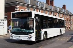 Volvo B8RLE MCV Evolution (DennisDartSLF) Tags: norwich bus volvo b8rle mcv evolution simonds simondsofbotesdale bn64cny